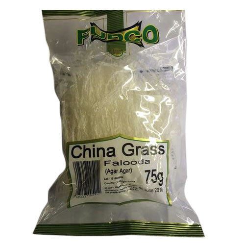 Fudco China Grass (Falooda) 75 gm - Sabadda - Indian Online Grocery Store in UK