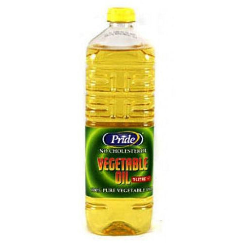 Pride Vegetable Oil 1 Litre - Sabadda - Indian Online Grocery Store in UK