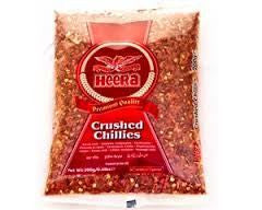 Heera Crushed Chilli 50gm Default Title - Sabadda - Indian Online Grocery Store in UK