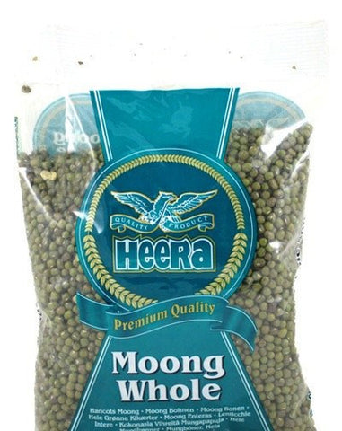 Heera Moong Whole 2 kg - Sabadda - Indian Online Grocery Store in UK