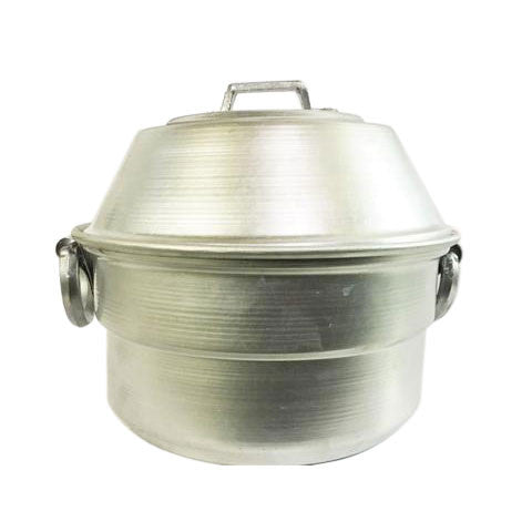 Aluminum Idli Cooker Default Title - Sabadda - Indian Online Grocery Store in UK