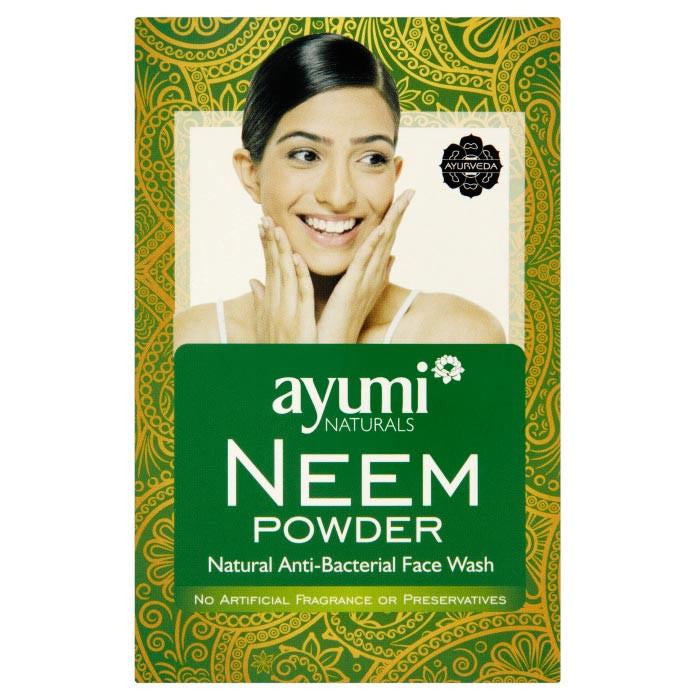 Ayumi Naturals Neem Powder 100 GM Default Title - Sabadda - Indian Online Grocery Store in UK