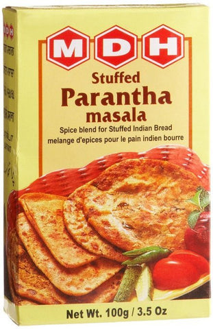 MDH Stuffed Parantha Masala 100 gm - Sabadda - Indian Online Grocery Store in UK