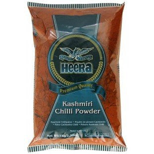 Heera Kashmiri Chilli Powder 1kg - Sabadda - Indian Online Grocery Store in UK