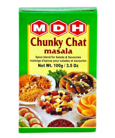 MDH Chunky Chat Masala 100 gm - Sabadda - Indian Online Grocery Store in UK