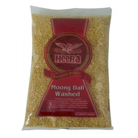 Heera Moong Dal Washed 1kg - Sabadda - Indian Online Grocery Store in UK