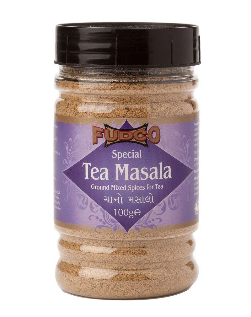 Fudco Special Tea Masala 100 gm - Sabadda - Indian Online Grocery Store in UK