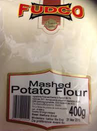Fudco Mashed Potato Flour 400 gm - Sabadda - Indian Online Grocery Store in UK