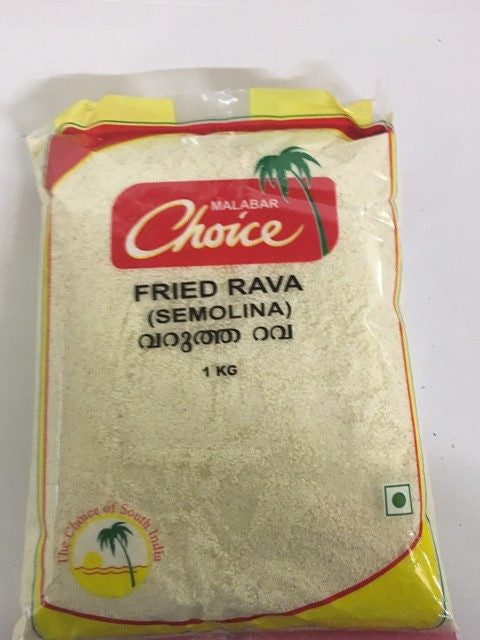 Malabar Choice Rosted Rava 1 kg - Sabadda - Indian Online Grocery Store in UK