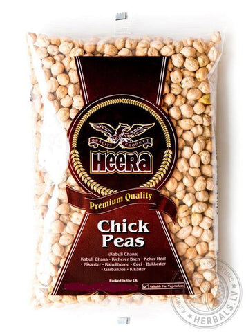 Heera Chick Peas 1kg - Sabadda - Indian Online Grocery Store in UK