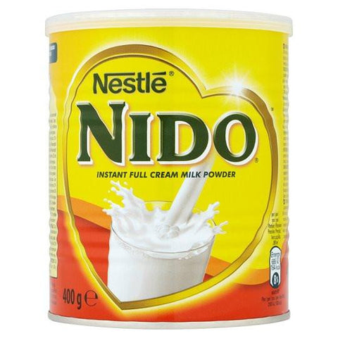 Nido Instant Full Cream Milk Powder 400 gm - Sabadda - Indian Online Grocery Store in UK