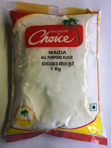 Malabar Choice Maida 1 kg - Sabadda - Indian Online Grocery Store in UK