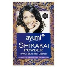 Ayumi Naturals Shikakai Powder 100 gm - Sabadda - Indian Online Grocery Store in UK