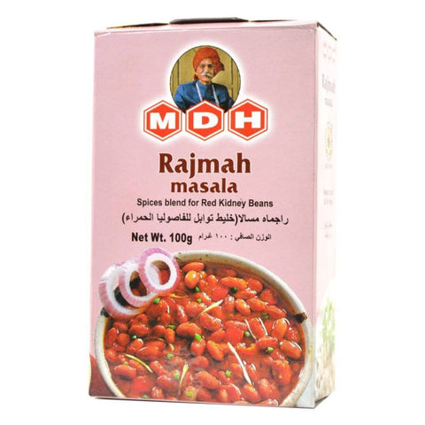 MDH Rajmah Masala 100 gm - Sabadda - Indian Online Grocery Store in UK