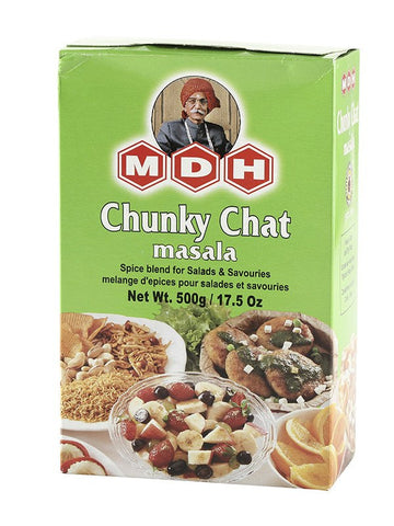 MDH Chunky Chat Masala 500 gm - Sabadda - Indian Online Grocery Store in UK