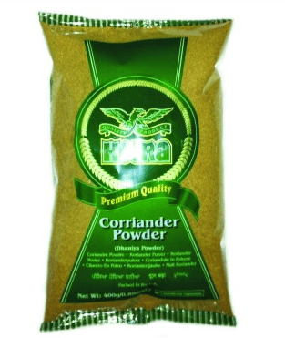 Heera Coriander Powder (Dhaniya Powder) 400 gm - Sabadda - Indian Online Grocery Store in UK