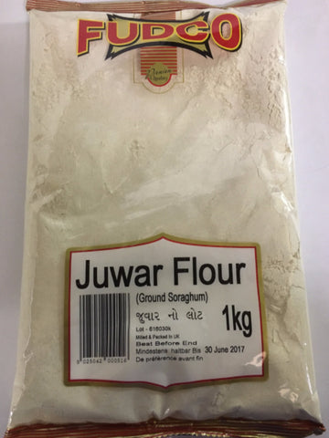 Fudco Juwar Flour 1 KG - Sabadda - Indian Online Grocery Store in UK