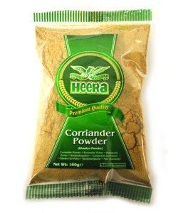 Heera Coriander Powder 100gm - Sabadda - Indian Online Grocery Store in UK
