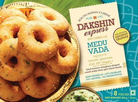 Haldiram's Medu Vada 283 gm - Sabadda - Indian Online Grocery Store in UK