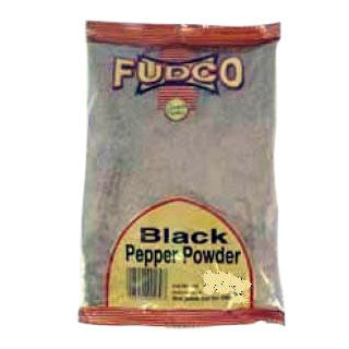 Fudco Black Pepper Powder 100 gm - Sabadda - Indian Online Grocery Store in UK