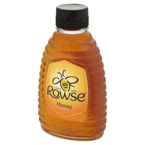 Rowse Squeezable Clear Honey 340 gm - Sabadda - Indian Online Grocery Store in UK