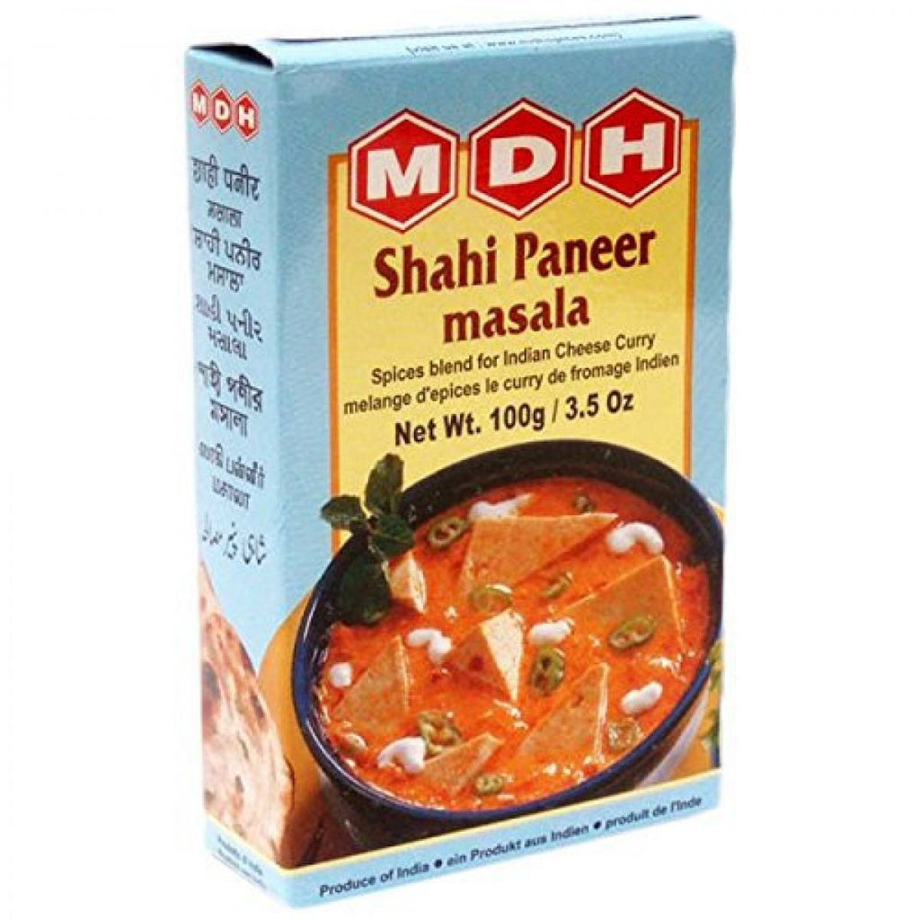 MDH Shahi Paneer Masala 100 gm - Sabadda - Indian Online Grocery Store in UK