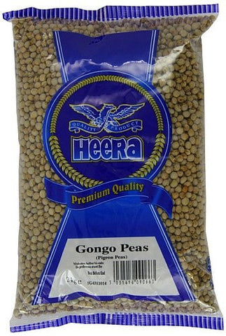 Heera Gongo Peas 2kg - Sabadda - Indian Online Grocery Store in UK