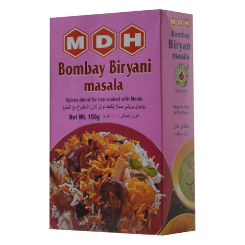 MDH Bombay Biryani Masala 100 gm - Sabadda - Indian Online Grocery Store in UK