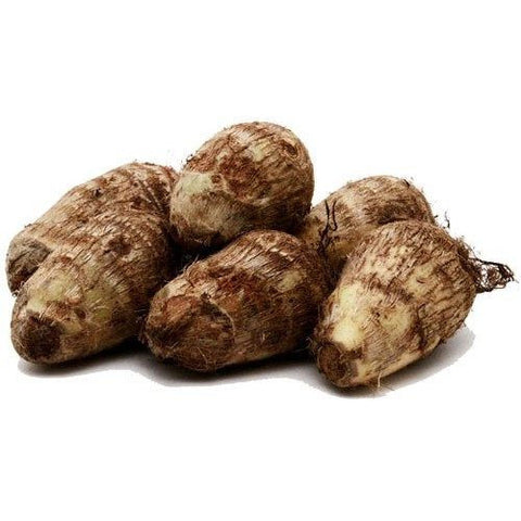 Small Yam (Aravi) 500 gm - Sabadda - Indian Online Grocery Store in UK