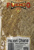 Fudco Indoori Dhana Whole Coriander Seeds 650 gm - Sabadda - Indian Online Grocery Store in UK