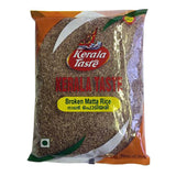 Kerala Taste Broken Matta Rice 1 kg - Sabadda - Indian Online Grocery Store in UK