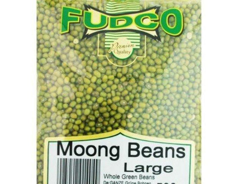 Fudco Moong Beans Large 1.5 KG - Sabadda - Indian Online Grocery Store in UK