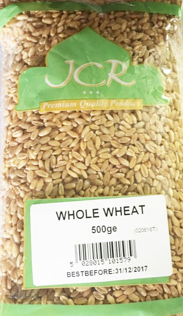 JCR Whole Wheat 500 gm - Sabadda - Indian Online Grocery Store in UK