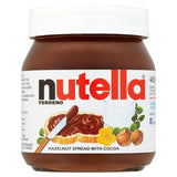 Nutella Hazelnot Spread with Cocoa 400 gm - Sabadda - Indian Online Grocery Store in UK