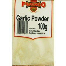 Fudco Garlic Powder 100 gm - Sabadda - Indian Online Grocery Store in UK