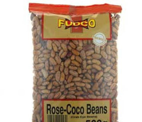 Fudco Rose Coco Beans 1.5 KG - Sabadda - Indian Online Grocery Store in UK