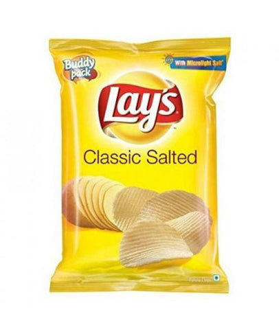 Lays Salted 50gm - Sabadda - Indian Online Grocery Store in UK
