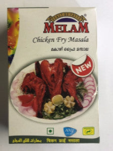 Melam Chicken Fry Masala 100 gm - Sabadda - Indian Online Grocery Store in UK