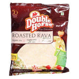 Double Horse Roasted Rava Semolina 1 kg - Sabadda - Indian Online Grocery Store in UK