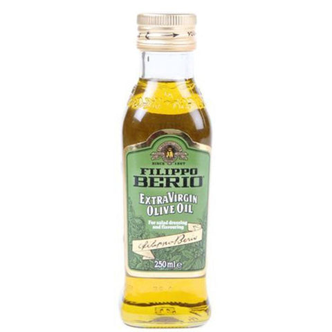 Filippo Berio Extra Virgin Olive Oil 250 ml - Sabadda - Indian Online Grocery Store in UK