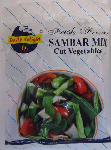 Daily Delight Sambar Mix 400 GM - Sabadda - Indian Online Grocery Store in UK