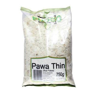 Fudco Pawa Thin (Rice Flakes) 750 gm - Sabadda - Indian Online Grocery Store in UK