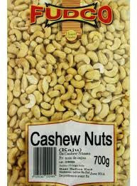 Fudco Cashew Nuts 700 GM Default Title - Sabadda - Indian Online Grocery Store in UK