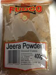 Fudco Jeera Powder (Ground Cumin) 400 gm - Sabadda - Indian Online Grocery Store in UK