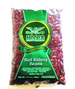 Heera Red Kidney Beans 1 kg - Sabadda - Indian Online Grocery Store in UK