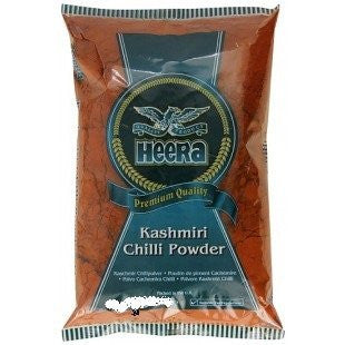 Heera Kashmiri Chilli Powder 400gm - Sabadda - Indian Online Grocery Store in UK