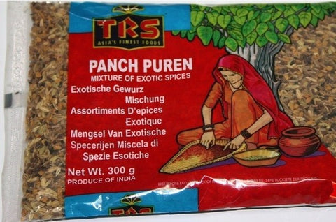TRS Panch Puren 300 gm - Sabadda - Indian Online Grocery Store in UK
