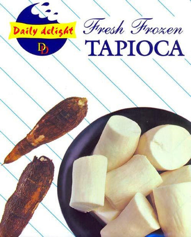 Daily Delight Tapioca Frozen 900 GM - Sabadda - Indian Online Grocery Store in UK