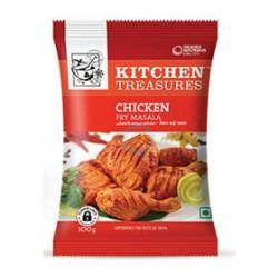 Kitchen Treasures Chiken Fry Masala 100 gm Default Title - Sabadda - Indian Online Grocery Store in UK