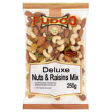 Fudco Deluxe Nuts & Raisins Mix 250 gm - Sabadda - Indian Online Grocery Store in UK